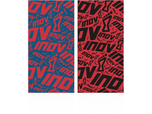 inov-8 Pañuelo Running Tubo, azul/rojo